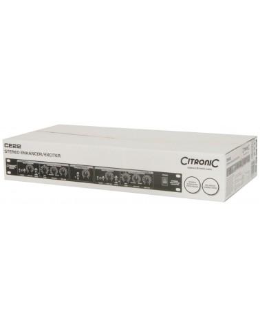 Citronic CE22 Stereo Enhancer/Exciter