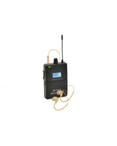 Chord IEB16 UHF Beltpack Receiver for IEM16 Monitor System
