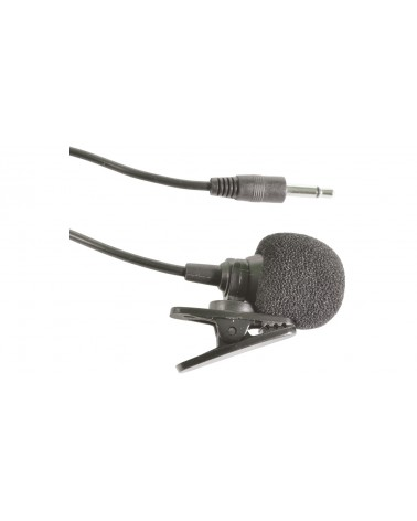 Chord LLM-35 Lavalier Tie-clip Microphones for Wireless Systems