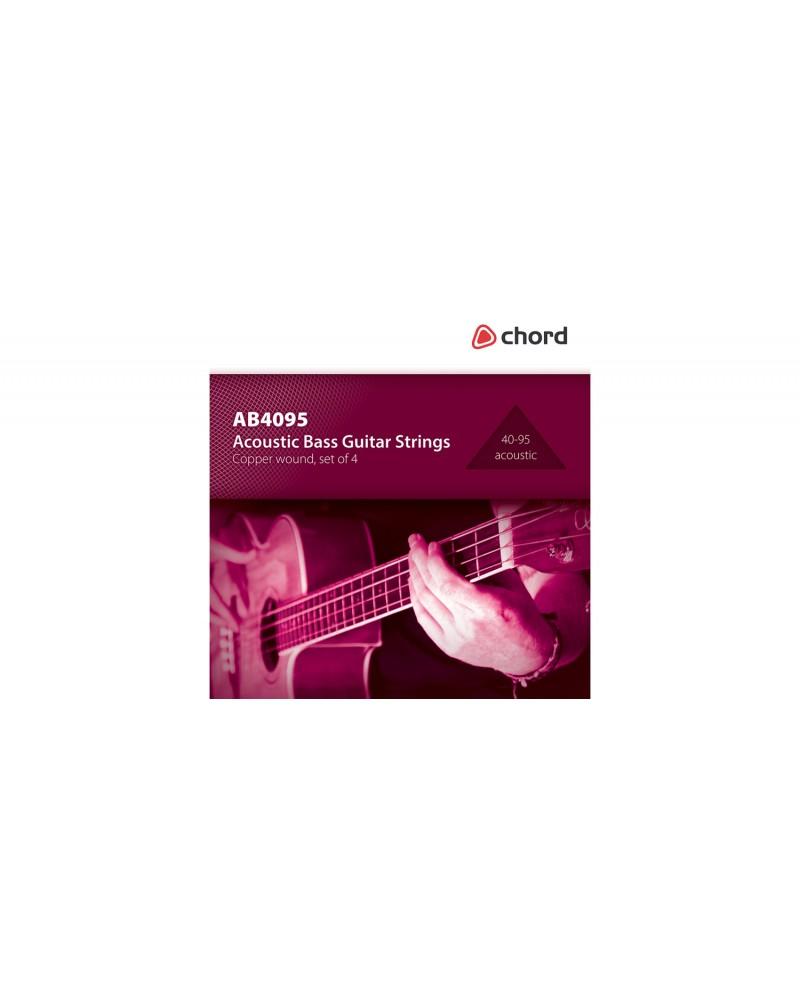 Chord AB4095 Bass Guitar Strings