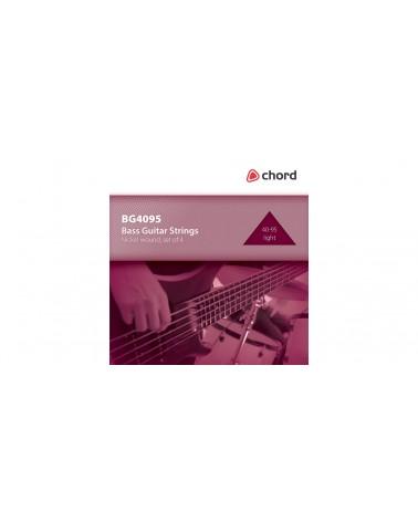 Chord Bass Guitar String 4 Set 0.04