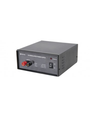 Mercury CB-R15 Switch-mode 13.8V Bench Top Power Supplies