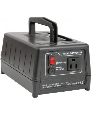 Mercury SDVC-300 Step-down Voltage Converters 240V - 120V