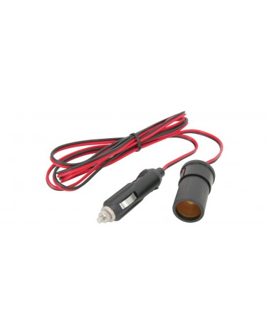 Mercury Cigar Lighter Extension Lead