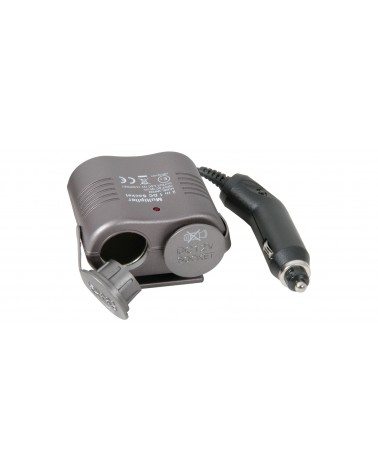 Mercury ICA797 Cigar Lighter Double Adaptor