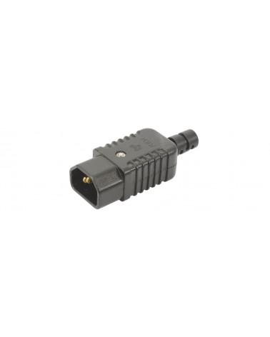 Mercury Heavy Duty In-line IEC Connector C14