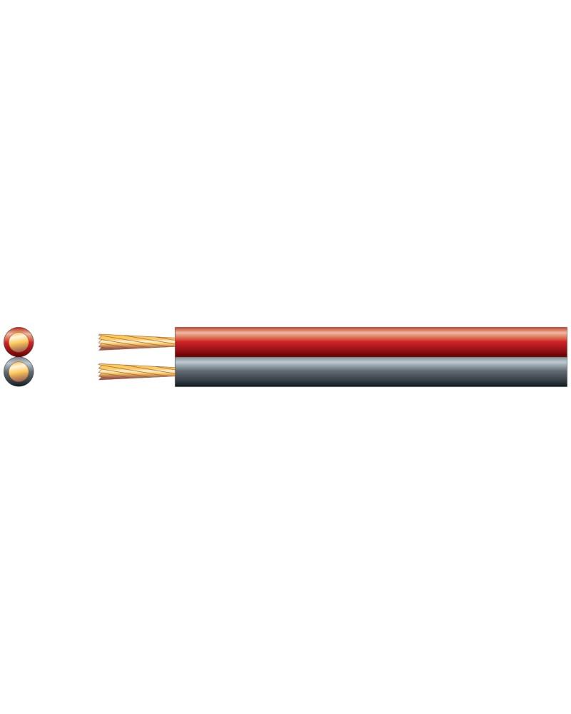 Figure 8 Cable : Mercury figure power speaker cable red black