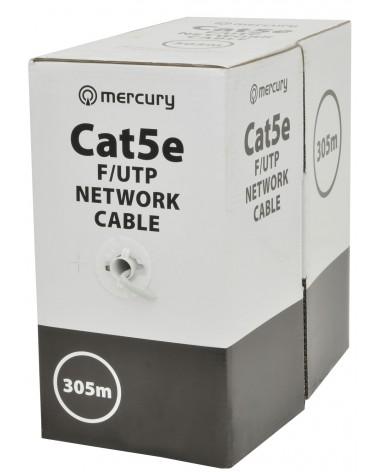 Mercury Cat5e F/UTP LSZH Network Cable