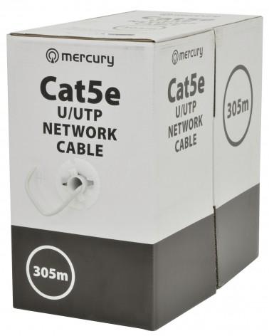 Mercury Cat5e U/UTP Outdoor Gel Filled Network Cable