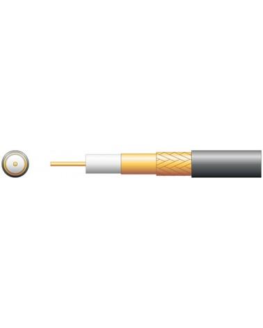 Mercury 100U 75 Ohms Foam Filled Coaxial Cable - Copper Braid