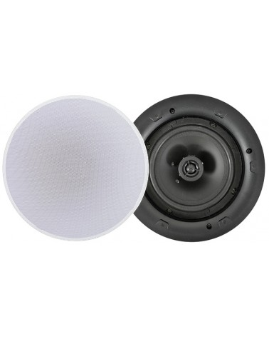 Adastra LP6V 2 Way Low Profile 100V Line Ceiling Speakers
