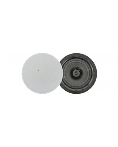 Adastra LP8V 2 Way Low Profile 100V Line Ceiling Speakers