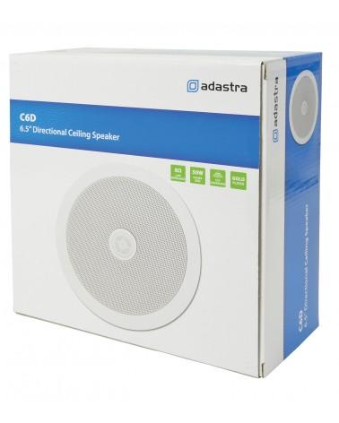 Adastra C6D CD Series Ceiling Speakers with Directional Tweeter