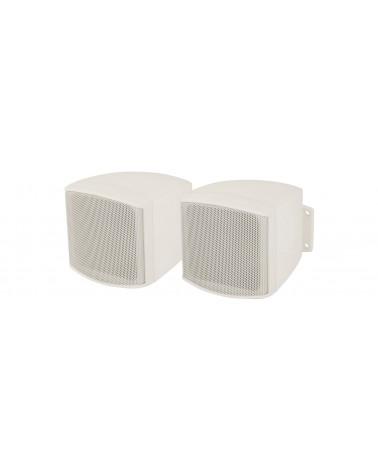 Adastra C25V-W C25V Compact Background Speakers - Pair