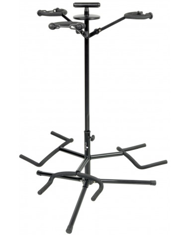 Chord GS-3 Triple Guitar Stand with Neck Support