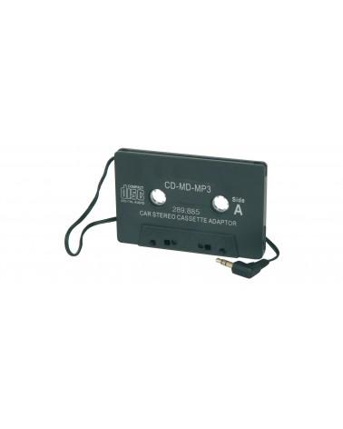 AV Link Car Cassette Player Adaptor