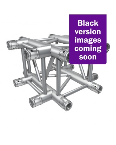 F34 PL Stage Black 4 Way Cross Piece (4133-41PL-B)