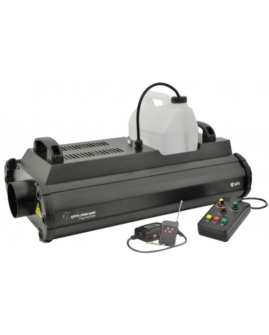 QTX QTFX-2000 mkII high power fog machine