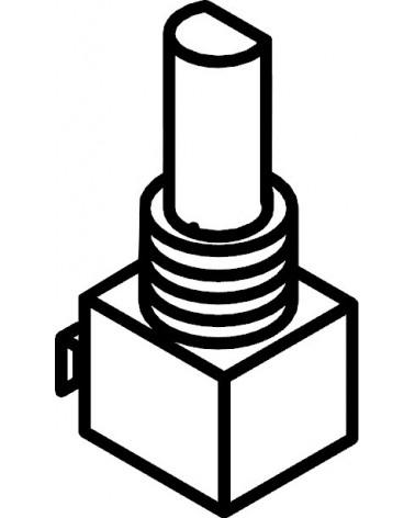 Pioneer DJM-800 EQ Potentiometer