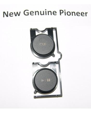 Pioneer CDJ-800 MK1 Play/Cue Button Bank DAC