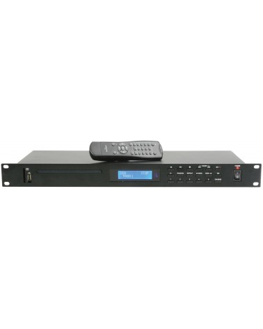 Adastra AD-400 Multimedia Player CD/USB/SD + FM Tuner