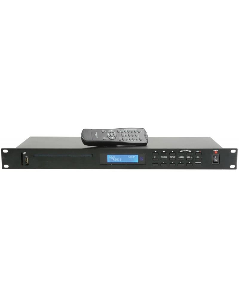 Adastra AD-400 Multimedia Player CD/USB/SD + FM Tuner