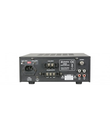 Adastra CM60B mixer-amp 100V + USB/FM/BT