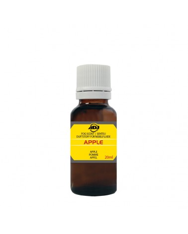 ADJ fog scent apple 20ml