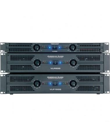 American Audio VLP1500 power amplifier