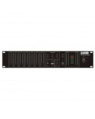 ZM 107 Rackmount Audio Mixer