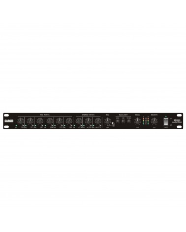 ZM 122 Rackmount Audio Mixer