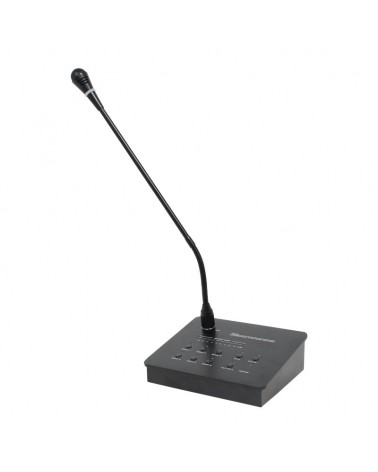 PM Z6 Paging Microphone