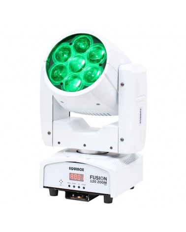 Fusion 120 Zoom MKII (White Housing)