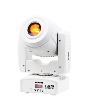 Equinox Fusion 100 Spot MKII (White Housing)