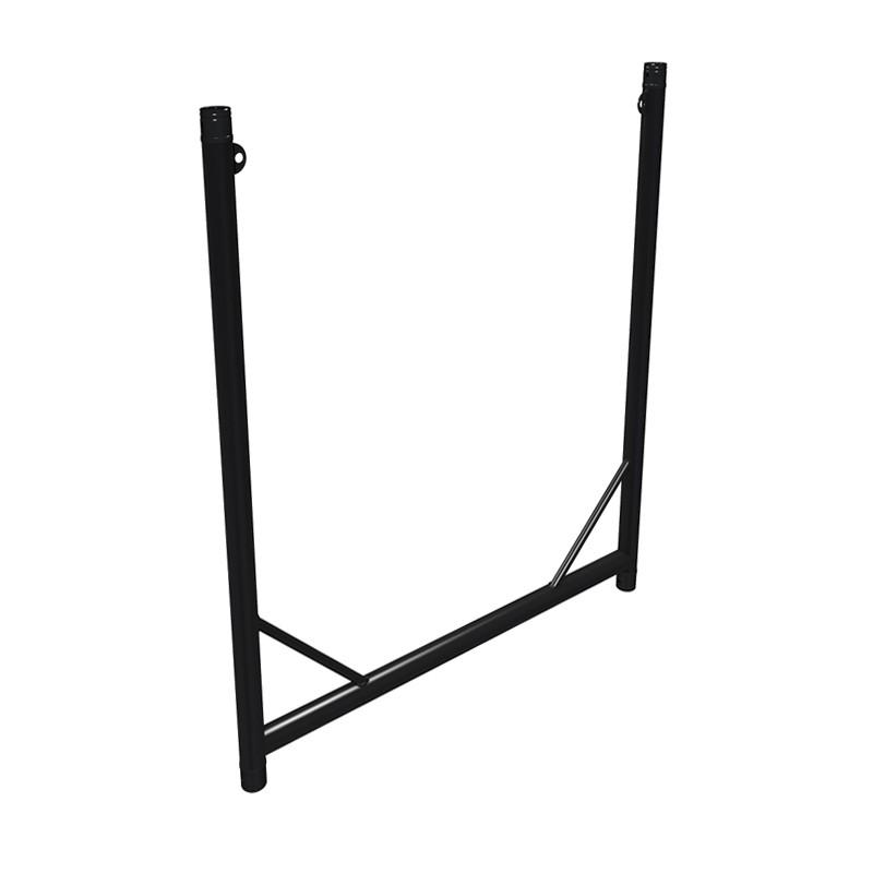 Global Truss F31PL Modular U Frame Stage Black