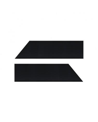 Display Floor Corner Edge Trims (1 x L, 1 x R)