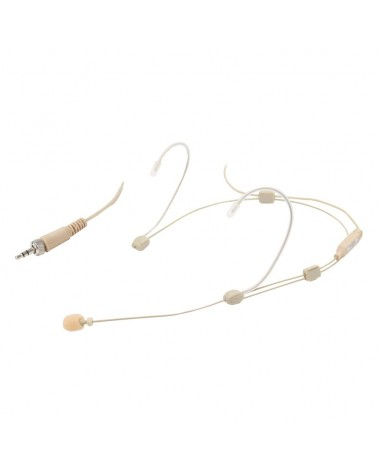 Adjustable Headset Mic - 3 Locking Jack
