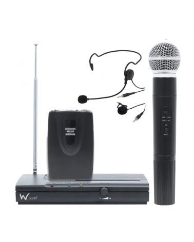 RM 05 VHF Radio Microphone System MKII (175.0Mhz)