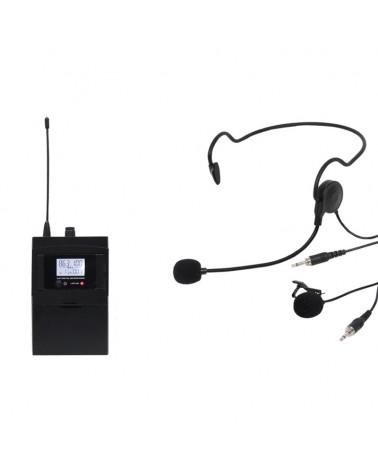 RM 30BP UHF Beltpack Add On kit (863.1Mhz)