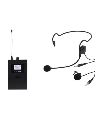 RM 30BP UHF Beltpack Add On Kit (864.8Mhz)