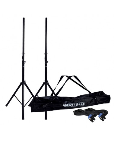 Speaker Stand Kit with 6m Neutrik SpeakON Cables