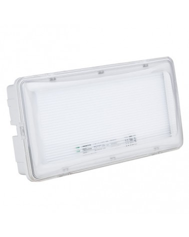SHOWTEC Safeled Emergencylight + 3 labels
