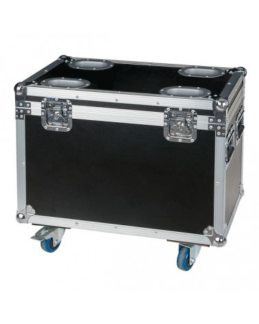 SHOWTEC Set 6x Eventspot 1800 + case, 6 covers and IR remote