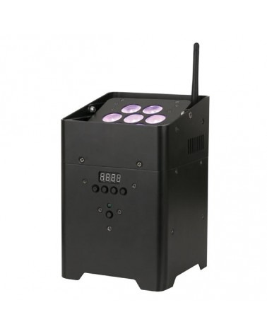 SHOWTEC EventLITE 7/4 incl. Wireless DMX