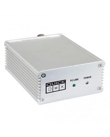 OVERIG Quick DMX D512 512 Channels