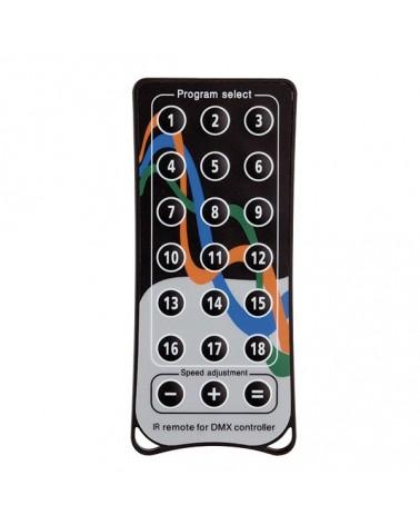 OVERIG Quick DMX IR Remote Optional remote for 512 Plus