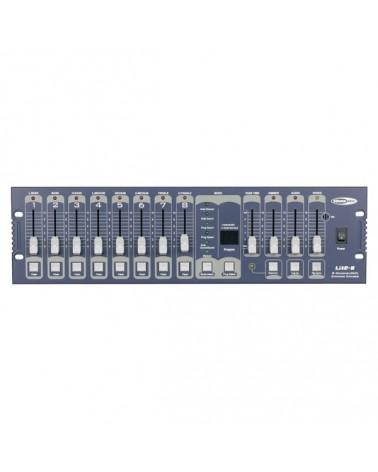 SHOWTEC Lite8 8Ch progr.DMX Contr ller