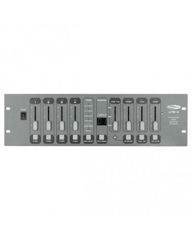 SHOWTEC Lite4 4Ch Progr DMXcontroller