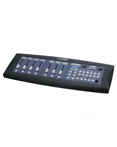SHOWTEC Lite 4 Pro 4 Channel Desktop D MX Controller