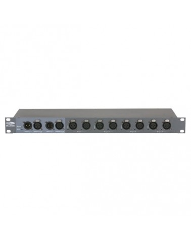 SHOWTEC DB-1-4/RDM 4 Channel DMX Booster with RDM 3 & 5p XLR